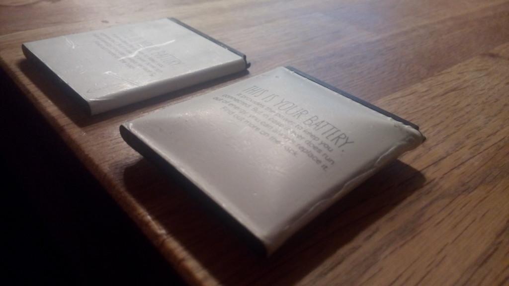 Blähakku vom Fairphone: anstandslos ausgetauscht